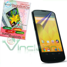 Pellicola display BRANDO per Google LG Nexus 4 E960 E 960 protezione ULTRA CLEAR