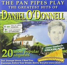 Daniel O'Donnell - The Pan Pipes Play - CD - BRAND NEW SEALED