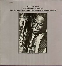 Page Hot Lips, After Hours in Harlem incl. rare Monk