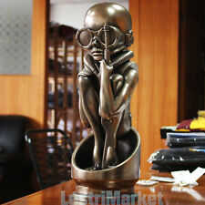 "H.R.Giger BIRTH MACHINE BABY 17.7"" Collectible Statue Resin Figure Aliens"