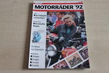 156579) Motorrad Katalog 1992
