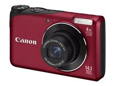 GREAT SALE!!!! BRAND NEW!!! Canon PowerShot A2200 14.1 MP Digital Camera - Red