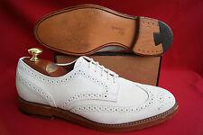 Allen Edmonds US Gr. 8,5 D / Top wNeu! /  wunderschöne Derby-Schuhe!