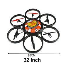 Large size 6 Axis - Gyro Rc Helicopter Drone with CAMERA  Best Chistmas gift