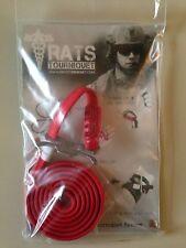 NEW! RATS TOURNIQUET -R.A.T.S.-RAPID APPLICATION TOURNIQUET SYSTEM -RED COLOR