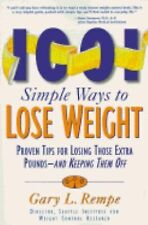 1001 Simple Ways to Lose Weight by Gary L. Rempe ~ Diet ~ Health ~ Reduce Fat