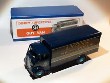Second choix : Camion GUY Lyons transports - ref 514 de dinky supertoys atlas