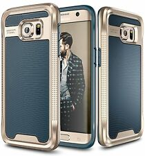 Samsung Galaxy S7 Edge Case Scratch/Dust Proof Shock-Absorption Bumper Cover