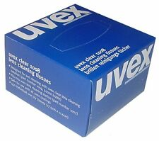 UVEX 9991-000  Lens Glasses Cleaning Tissues For Cleaning Station Pack Of 450
