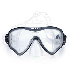 Diving Mask Snorkeling Glasses Swimming Goggles Scuba Tempered Lens Underwater