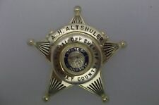 Obsolete .Ramsey County Minnesota Special Deputy Sheriff Badge circa 1950's