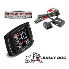BULLY DOG TRIPLE DOG GT DIESEL TUNER FOR 13-15 DODGE CUMMINS W UNLOCK CABLE