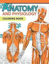Anatomy and Physiology Coloring Book: 2nd Edtion by Dr Jean J. Morgan -Paperback