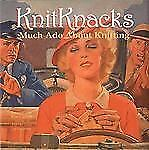 KnitKnacks: Much Ado About Knitting-ExLibrary