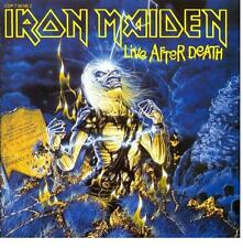 Iron Maiden ‎– Live After Death - Japan - EMI ‎– CDP 7 46186 2 - CD (1985)