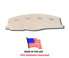 2006-2008 Dodge Ram Pick-Up 1500 Beige Dash Cover Mat Pad Carpet DO66-8