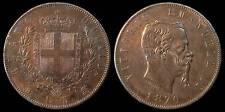 pci737) Regno Vittorio Emanuele II  lire 5 scudo 1870