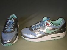 NEW NIKE AIR MAX RETRO YOUTH SZ 6.5Y NO BOX BLUE MINT GREEN WHITE YOUTH