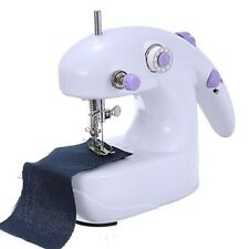 Multifunction Mini Portable Electric Battery Operated 2 in 1 Sewing Machine Tool
