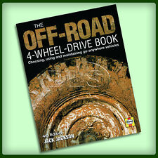 HAYNES - The Off-road and 4-Wheel Drive Book (DA3044)