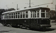 CAN094 1949 TORONTO TRANSPORTATION Commission TROLLEY CAR No2190 PHOTO - CANADA