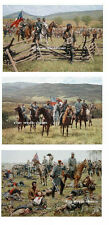 Bradley Schmehl 3 Signed & Numbered FINE ART PRINTS $585 Value Civil War Set #2