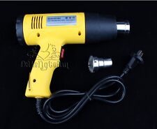 1800W Professional Ceramic Heater Dual Temperature Heat/Hot Air Gun Shrink Wrap