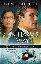 In Harm's Way (Heroes of Quantico Series, Book 3), Irene Hannon, LIKE NEW!