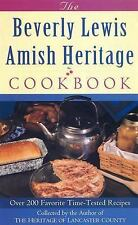 The Beverly Lewis Amish Heritage Cookbook-ExLibrary