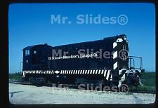 Original Slide LaSalle & Bureau County Railroad Company Baldwin VO1000 9 In 1980
