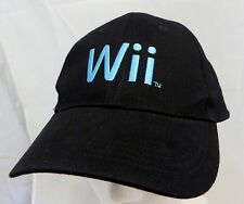 Wii  Baseball Cap Hat adjustable velcro