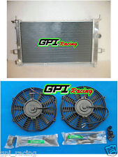 OPEL ASTRA G MK4 Z20LET GSI SRI TURBO HIGH FLOW RACE RADIATOR RAD 42mm + fans