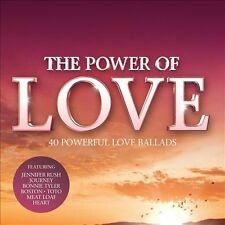 The Power of Love [Sony 2013] New CD