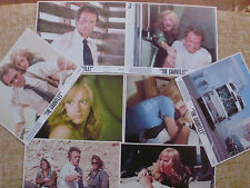 GAUNTLET, Eight 8x10 mini LCs '77 great images of Clint Eastwood & Sondra Locke