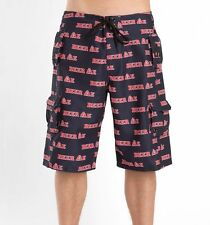 Matix Gusto Beer Me Board Shorts Size S (30) Retail:$65 Surfing Drinking Relaxin