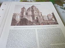 Wien Archiv 3 Stadtbild 2027 Platz und Kirche St. Peter 1779 Carl Schütz