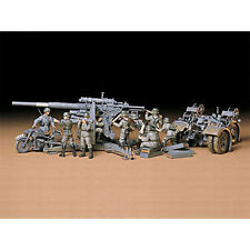 TAMIYA Military Kit 1:35 35017 88mm Gun Flak 36/37