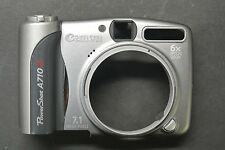 CANON POWERSHOT A710 IS Front Cover REPLACEMENT REPAIR PART EH2037