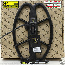 "New NEL HUNTER 12.5""x8.5"" DD coil for Garrett ACE 150/250/350/Euro/200/400"