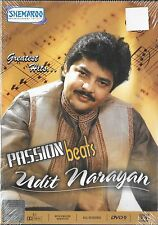 PASSION BEATS - UDIT NARAYAN - NEW ORIGINAL BOLLYWOOD SONGS DVD – FREE UK POST