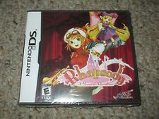 Rhapsody: A Musical Adventure (Nintendo DS, 2008) NEW Sealed
