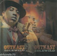 OUTKAST Idlewild CD - 3D cover