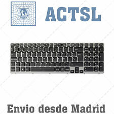 Teclado Español para Sony VAIO SVE151E11T with Backlight