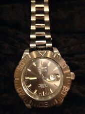 Invicta Pro Diver 44mm Gunmetal Tone Dial Water Resistance  Mens Watch 14050 NEW