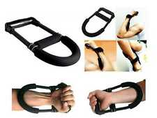 WRIST HAND ARM FOREARM GRIPPER STRENGTH FITNESS EXERCISE TRAINING EQUIPMENT