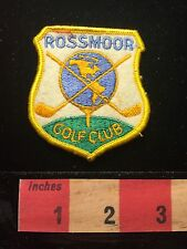 Vtg ROSSMOOR GOLF CLUB California Patch 64U3