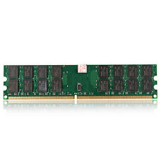 4GB DDR2-800 MHZ PC2-6400 240 Pins Desktop PC DIMM Memory Ram AMD Chipset New