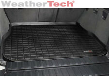 WeatherTech® Cargo Liner Trunk Mat - BMW X5 Without Cargo Tray 2000-2006 - Black