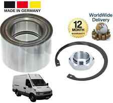 FOR IVECO DAILY III 2006-  60C 65C 70C 14 15 16 17 NEW REAR WHEEL BEARING KIT