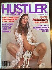 June 1980 Hustler magazine